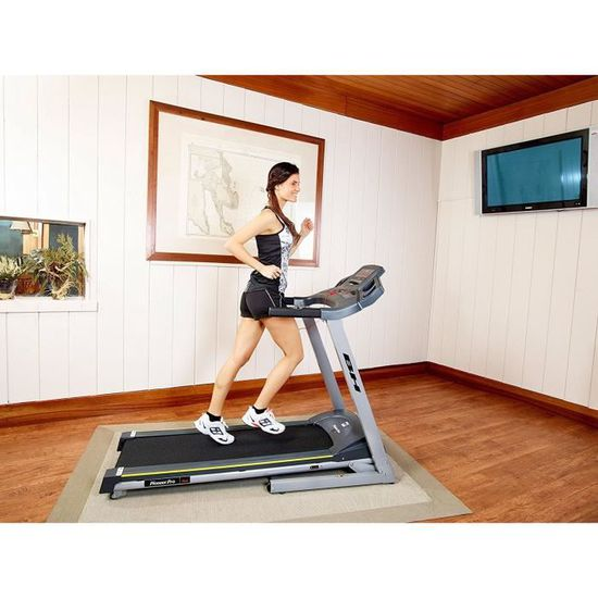 Bh Fitness Tapis De Course Pioneer Pro Dual 18 Kmh Inclinable
