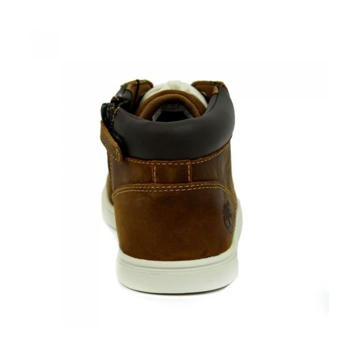 TIMBERLAND Bottines- Lacets - Nubuck - Cuir - - Taille - Quarante Femme Ref. 1972_19414