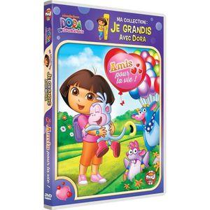 DVD DESSIN ANIMÉ DVD Dora l'exploratrice : ma collection je gran...