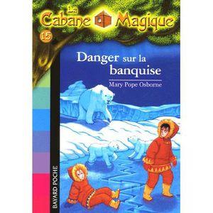 Livre 6-9 ANS La Cabane Magique Tome 15