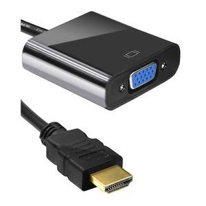 CÂBLE RÉSEAU  Alex Cables® Adaptateur convertisseur HDMI vers VG