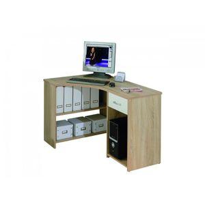 Bureau d angle en bois Achat Vente Bureau d angle en bois pas