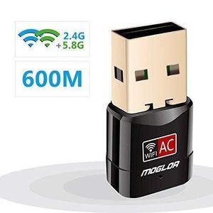 CLE WIFI - 3G Moglor Clé Wifi Dongle Adaptateur USB sans fil Min