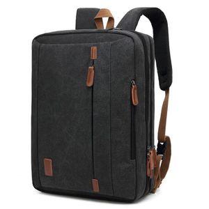 SAC À DOS INFORMATIQUE CoolBELL 17,3 pouces Convertible Laptop Messenger