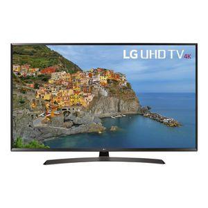 Téléviseur LED LG 60UJ634V - Classe 60