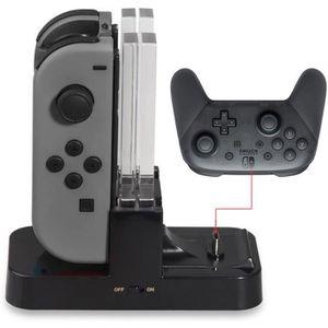 DOCK DE CHARGE MANETTE DOBE Station de charge pour console Nintendo Switc