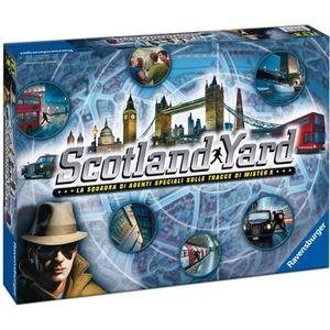 JEU SOCIÉTÉ - PLATEAU Ravensburger Scotland Yard Tv - Jeux-Jouets