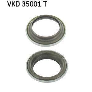 COMBINE RESSORTS SKF Roulement de butée de suspension VKD 35001 T
