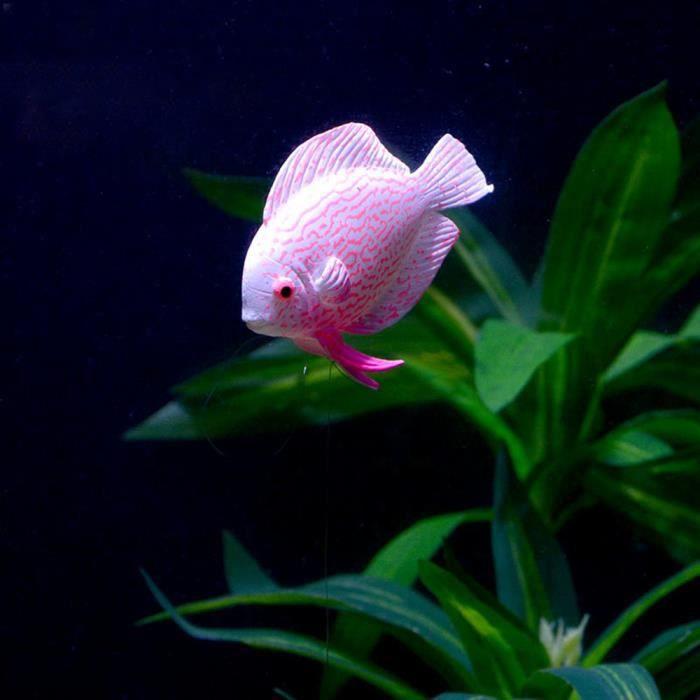 Plastique Natation Faux Or Poissons D'aquarium Décor Orname Cadeau Rjt469