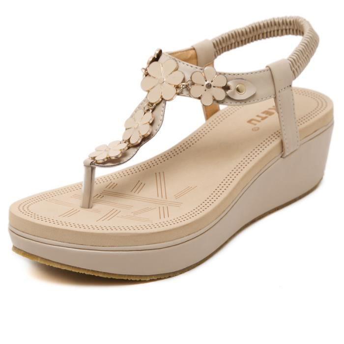 Sandales tongs Femme