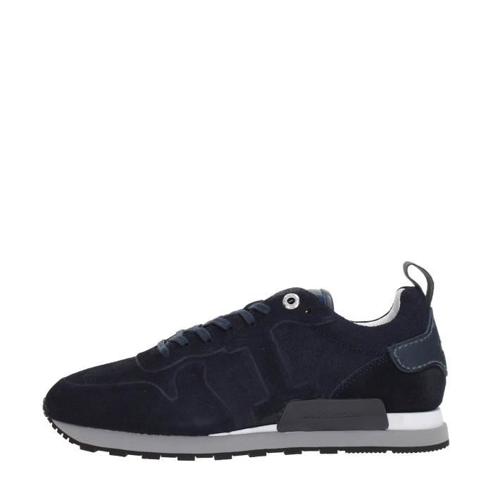La Martina Shoes Sneakers Homme NAVY , 40