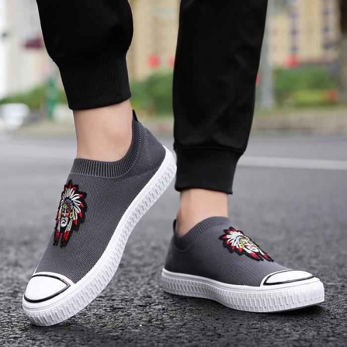 Chaussures Mode Homme SLIP sport ON de Basses Nouvelle Mocassins pour S1wqqREv
