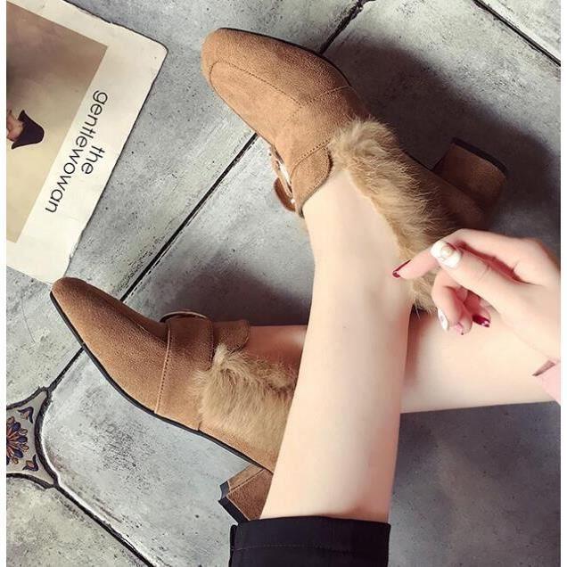 fourrure Vintage Femmes Nya femmes Flats femmes confortables 2017 Flats sport Vintage Chaussures 2017 nouvelles chaussures Fur qwFBnpI