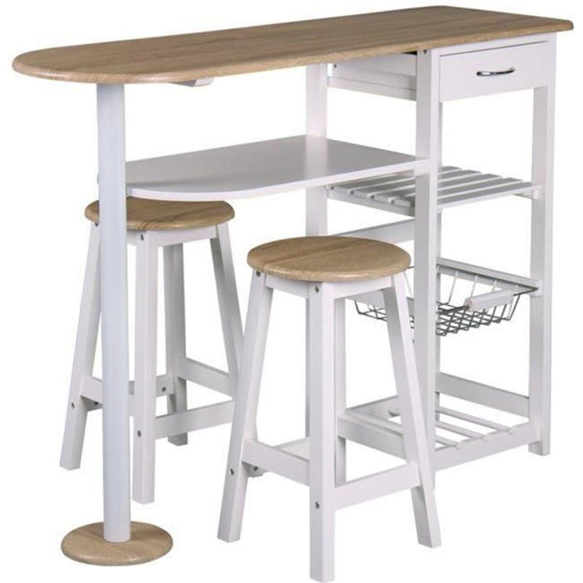 Table Bar Mange Debout