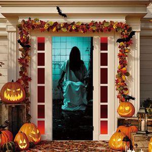 chauve souris dcoration halloween maison hante prop intrieur extrieur noir generic