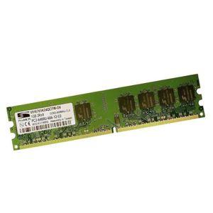 MÉMOIRE RAM 1Go RAM S V916765K24QCFW-G6 240-Pin DIMM DDR2 PC2-