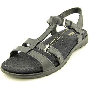 SANDALE - NU-PIEDS Ecco Babett Sandal 2 Strap Femmes Cuir Sandale de