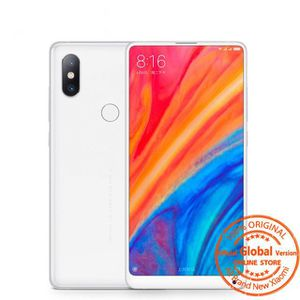 SMARTPHONE Xiaomi Mix 2S 6Go+128Go Blanc Version Globale 4G S