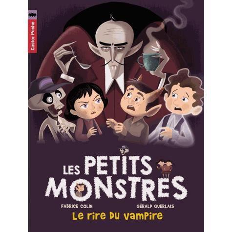 Livre 6-9 ANS Les petits monstres Tome 2