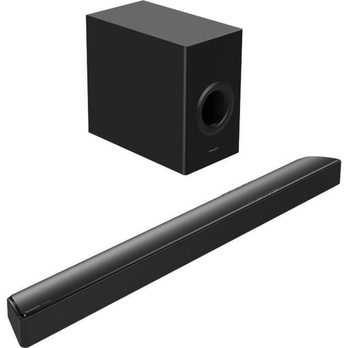 PANASONIC SC-HTB488 Barre de son et Caisson de basses sans-fil Bluetooth - 200W