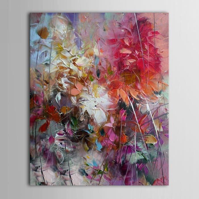 tableaux sur toiles peinture a la main huile avec cadre achat vente tableaux sur toiles. Black Bedroom Furniture Sets. Home Design Ideas