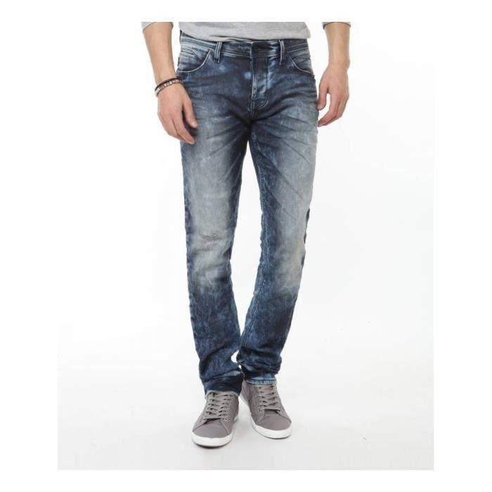 JEANS REDSKINS - Hammon tod - Jogg/jeans délavé
