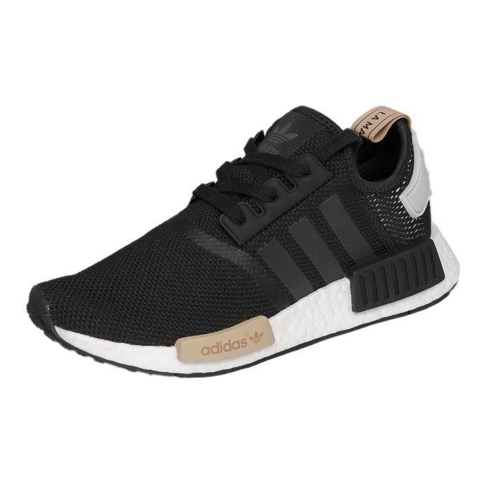 sale retailer e8b47 d3e2a BASKET adidas Homme Chaussures   Baskets NMD R1 W. adidas Homme Baskets en  noir. NMD R1 W de qualité original ...