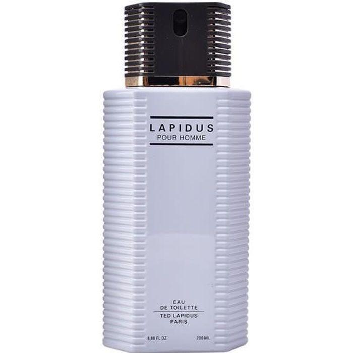Ted Lapidus Homme Eau De Vaporisateur Toilette 200ml Pour 6ybf7g