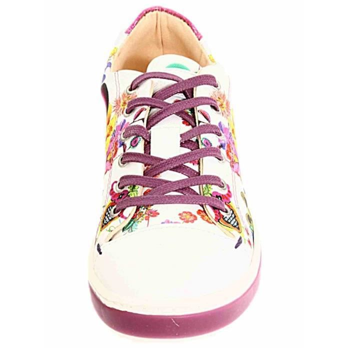 baskets shoes_happyness 10 femme desigual shoes_happyness 10