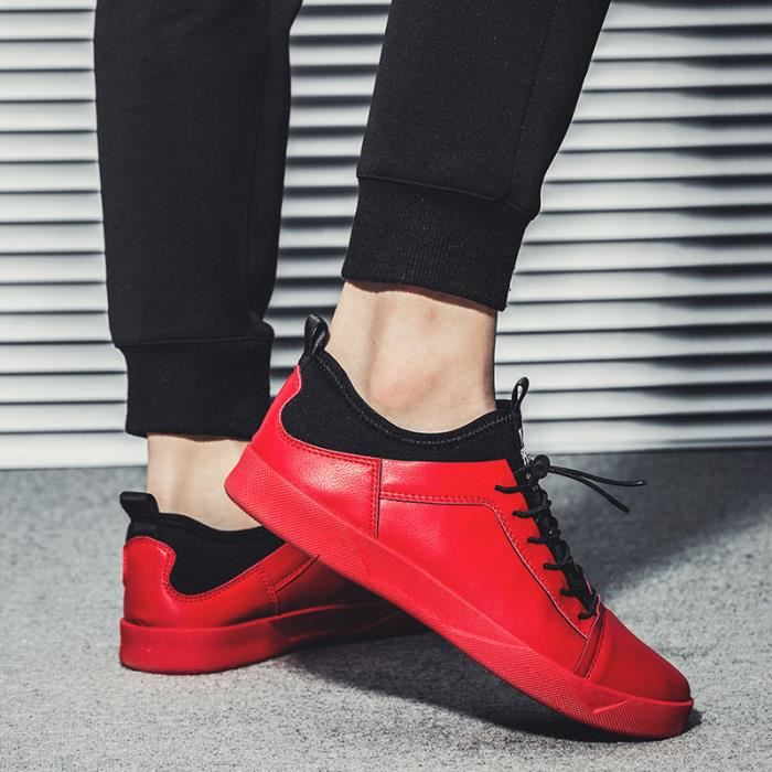 Sneakers Homme Chaussures sports Baskets basses Léger Confortable