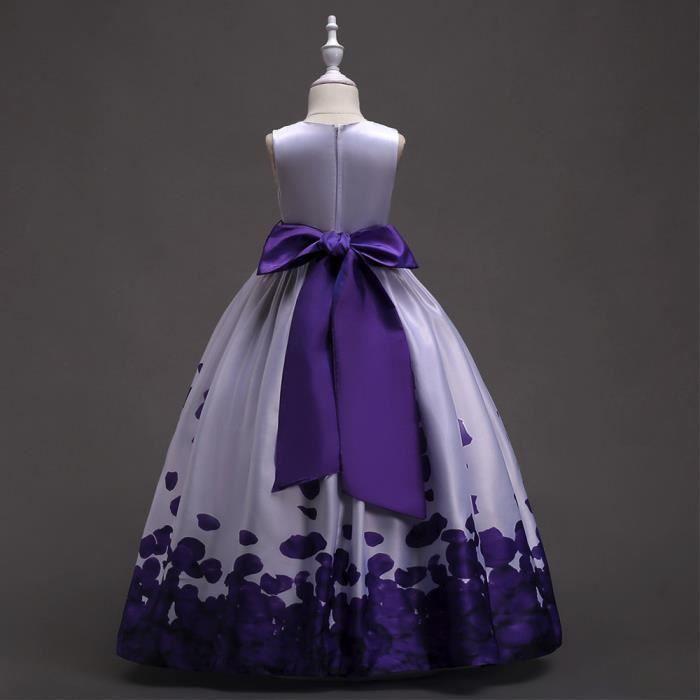 Partie De Dentelle Filles Âge Formelle En Princesse Robe Mariée Pilerty®enfant Vêtements Xyy80318516ppnbsp;violet Bas LSVzjMqUpG
