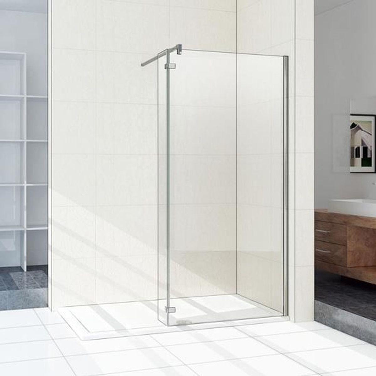 paroi de douche fixe 100 finest paroi de douche fixe leda. Black Bedroom Furniture Sets. Home Design Ideas