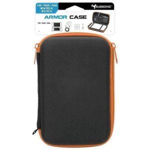 HOUSSE DE TRANSPORT Sacoche rigide orange New 2 DS XL
