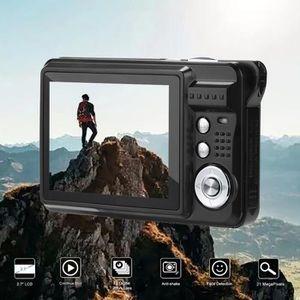 APPAREIL PHOTO COMPACT 2.7HD écran Appareil photo numérique 18MP Anti-Sha