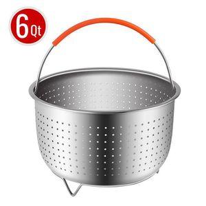 CUIT VAPEUR Panier vapeur pour 6 ou 8 pintes autocuiseur Pot i