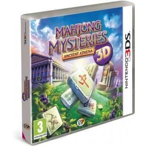 JEU 3DS Jeux vidéo Nintendo 3DS Mahjong mysteries Ancie…