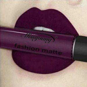 ROUGE A LÈVRES 1 pc Matte Lip Gloss Femmes Lip Maquillage Liquide