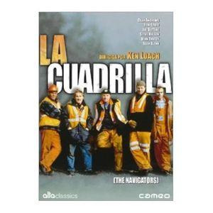 DVD FILM The Navigators (The Navigators, Importé d'Espagne,