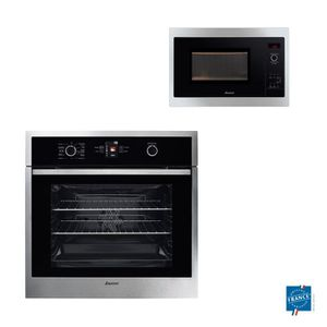 FOUR PACK CUISSON SAUTER SFP950X Four + SMS4340B Micro