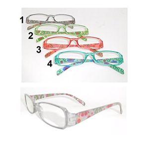 LUNETTES DE LECTURE Paire lunette de lecture +3.00 Fleurs Loupe Grossi d93f3254fe83