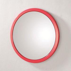 Miroir salle de bain rond achat vente miroir salle de for Miroir rond 40 cm