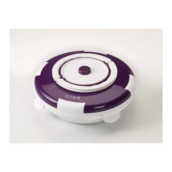 Assiette Ariete Scaldi Assiette Chauffante Violet Achat