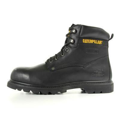 5e8b9d63a493f4 Caterpillar Sheffield Noir Noir - Achat / Vente bottine - Soldes d ...