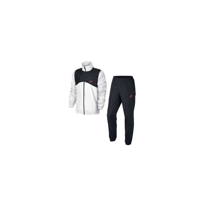 huge discount cf7ab a8f55 SURVÊTEMENT Nike - Nike M Nsw Trk Suit Wvn Halftime Jogging Ho