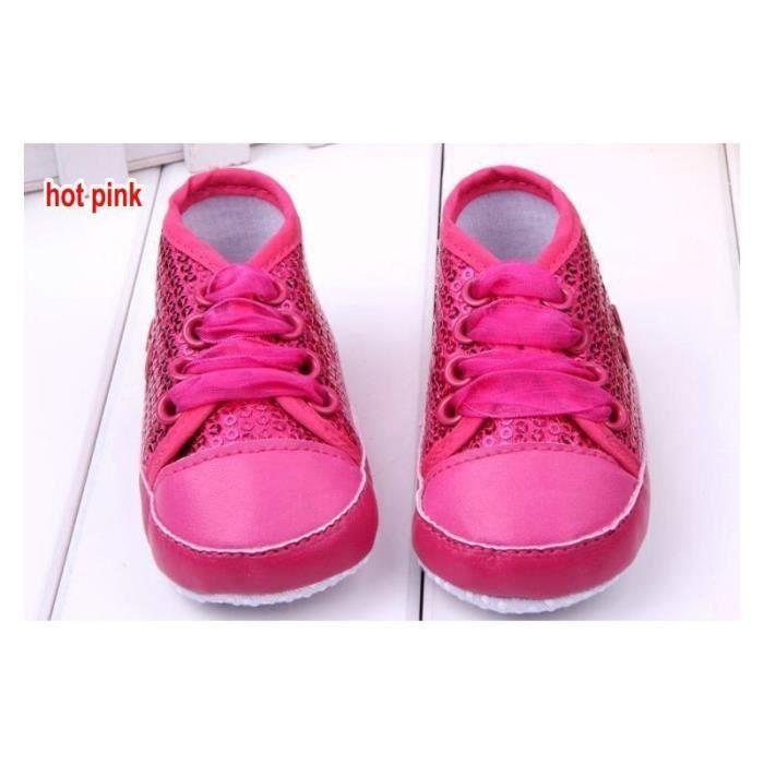 1c0295a827473 BASKET Chaussure souple basket montante bébé 0 à ...