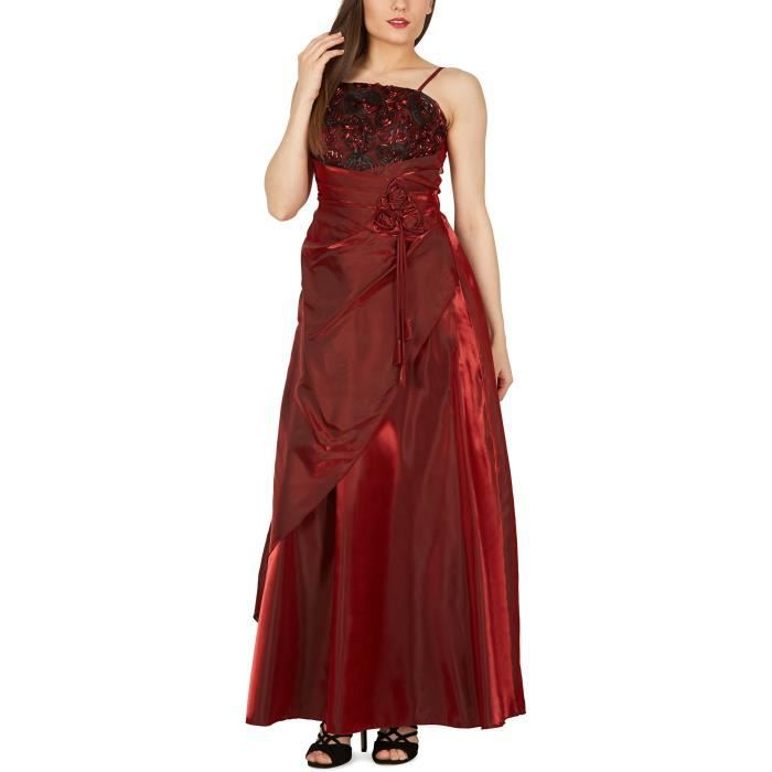 bien connu mieux aimé nouvelle collection Bliss satin robe longue soirée Ballgown « Femmes Belle 3ORYUX Taille-48