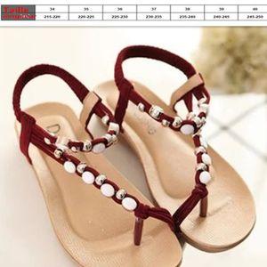 Sandales Plates Pas Cher Confortable Style De B... r1m3G