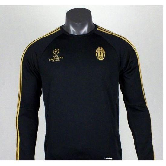 ce344628b8 Survêtement Juventus Training Ligue des Champions 2015-2016 Noir noir -  Achat / Vente survêtement - Cdiscount
