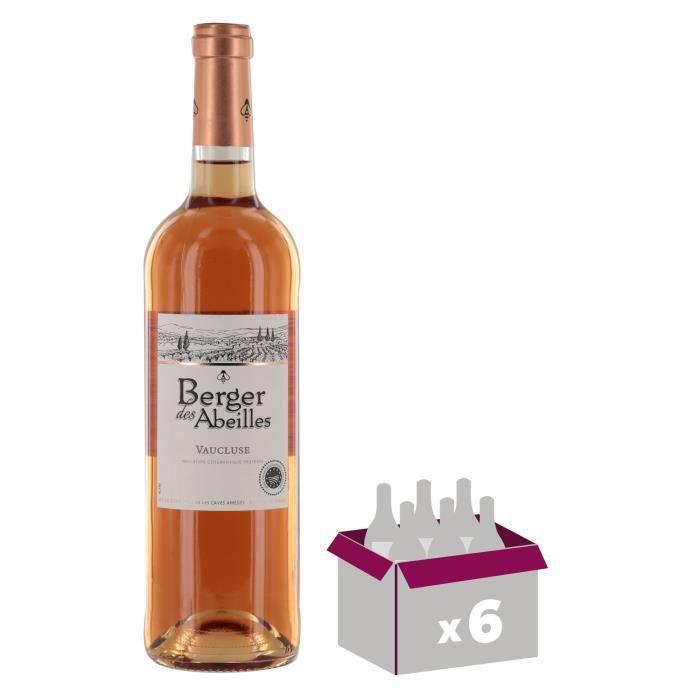 Berger des Abeilles Vaucluse - Vin rosé