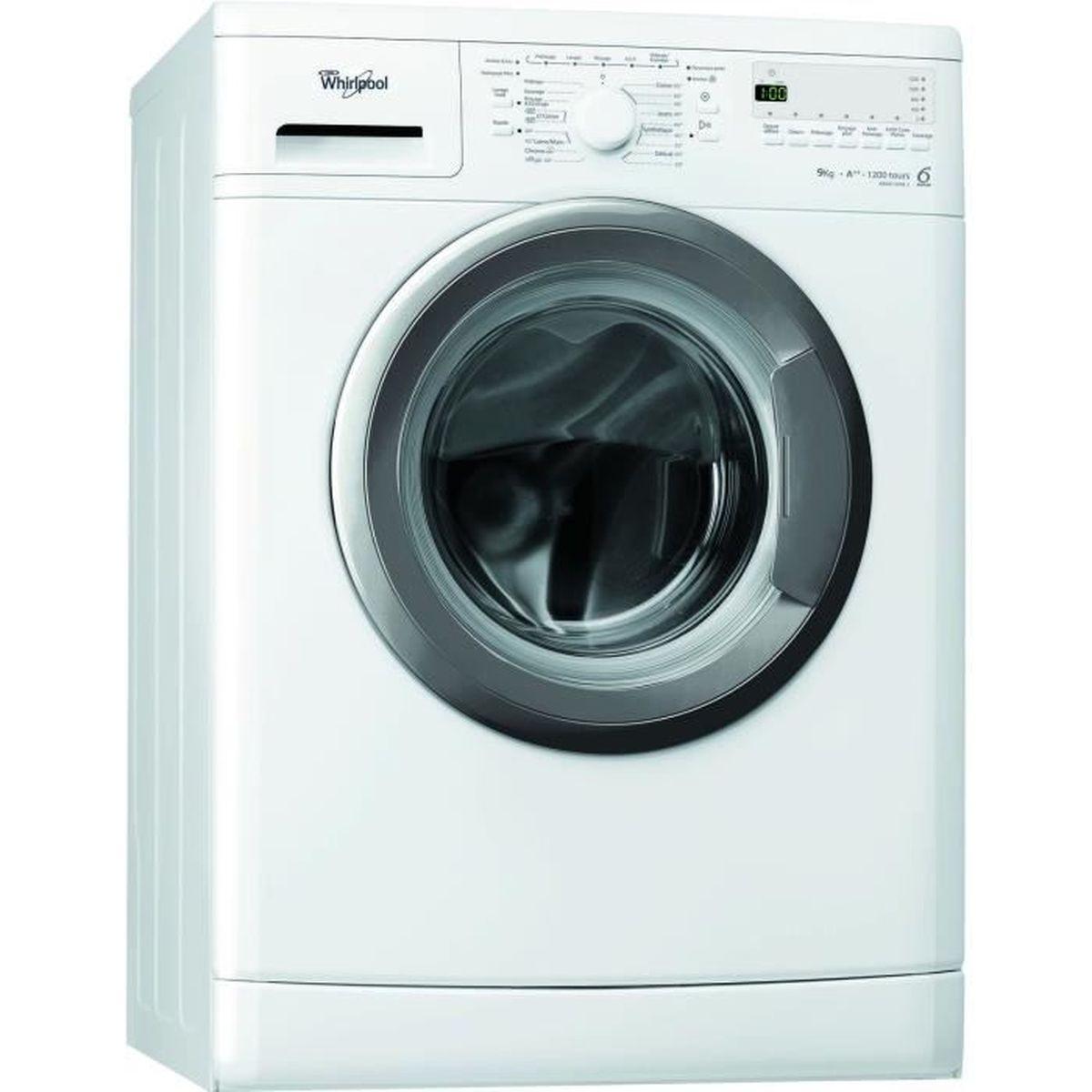 LAVE-LINGE WHIRLPOOL - AWOD2928.1 - Machine à laver frontale